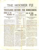 1925 November Newsletter Zeta (Indiana University)