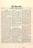 1907 December Newsletter Theta (University of Alabama)