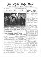 1939 December Newsletter Alpha Phi (University of Michigan)