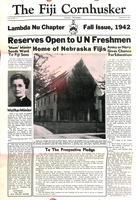 1942 September Newsletter Lambda Nu (University of Nebraska)