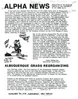 1979 September Newsletter Alpha Nu (University of New Mexico)