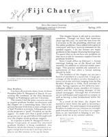 1978 Spring Newsletter Zeta Deuteron (Washington & Lee University)