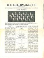 1908 February Newsletter Lambda Iota (Purdue University)