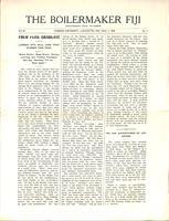 1908 May Newsletter Lambda Iota (Purdue University)