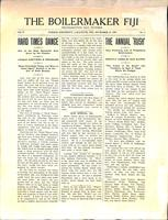 1909 November Newsletter Lambda Iota (Purdue University)