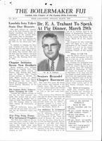 1958 March Newsletter Lambda Iota (Purdue University)