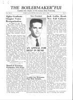 1958 May Newsletter Lambda Iota (Purdue University)