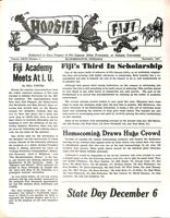 1957 December Newsletter Zeta (Indiana University)