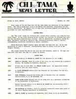 1960 January Newsletter Chi (Union College)