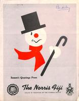 1961 December Newsletter Delta Xi (University of California Berkeley)