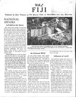 1961 Spring Newsletter Zeta Deuteron (Washington & Lee University)