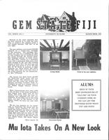 1967 March Newsletter Mu Iota (University of Idaho)