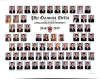Appalachian State University Composite for 2016-2017