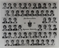 Syracuse University Composite for 1984