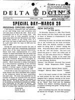 1964 February Newsletter Alpha Gamma (Kettering University)