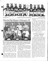 1971 January Newsletter Gamma Tau (Georgia Institute of Technology)