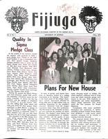 1972 Fall Newsletter Kappa Deuteron (University of Georgia)