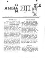 1973 September 24 Newsletter Alpha Gamma (Kettering University)