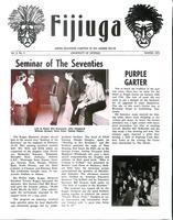 1973 Winter Newsletter Kappa Deuteron (University of Georgia)