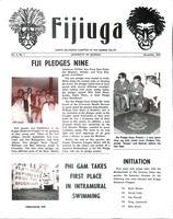 1970 December Newsletter Kappa Deuteron (University of Georgia)