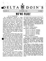 1964 November Newsletter Alpha Gamma (Kettering University)