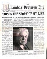 1943 June Newsletter Lambda Deuteron (Denison University)