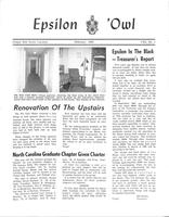 1965 February Newsletter Epsilon (University of North Carolina)