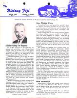 1966 Winter Newsletter Gamma Phi (Pennsylvania State University)