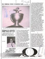 1985 September-October Newsletter Nu Omega (University of Oklahoma)