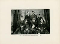 1898 Hampden-Sydney College Chapter Picture
