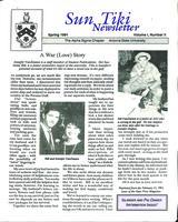 1991 Spring Newsletter Alpha Sigma (Arizona State University)