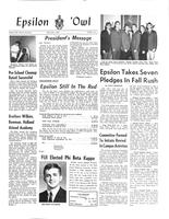 1965 December Newsletter Epsilon (University of North Carolina)