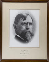 Archon President from 1898-1900 - Lew Wallace (DePauw initiate)