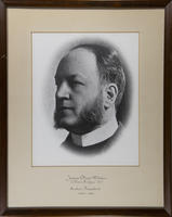 Archon President from 1900-1901 - James Oliver Wilson (Illinois Wesleyan 1876)...