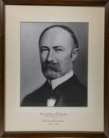 Archon President from 1903-1905 - Charles Warren Fairbanks (Ohio Wesleyan 1872)...