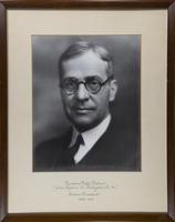Archon President from 1905-1910  - Newton D. Baker (Johns Hopkins 1892, Washington...