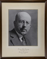 Archon President from 1912-1917 - Orion H. Cheney (New York 1897)