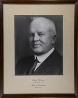 Archon President from 1917-1923 - Glen Miller (Kansas 1884)