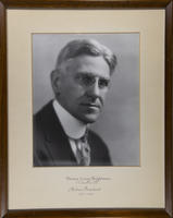 Archon President from 1923-1934 - Horace I. Brightman (Columbia 1892)