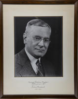 Archon President from 1934-1943 - George F. Snyder (Pennsylvania 1900)