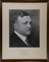 Archon President from 1943-1946 - Louis E. Leverone (Dartmouth 1904)
