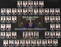 Califormia State University, Long Beach Composite for 2014