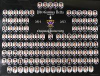 Chapman University Composite for 2014