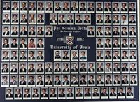 University of Iowa Composite for 1991