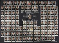 University of Iowa Composite for 1992