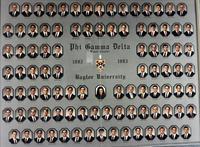 Baylor University Composite for 1992