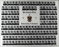 University of Alabama Composite for 2015