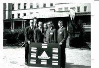 1964 Ekklesia - Arizona State University Delta Colony Group Picture