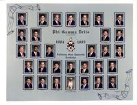California State University at Northridge Composite for 1994-1995