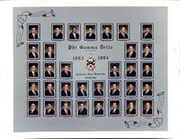 California State University at Northridge Composite for 1993-1994